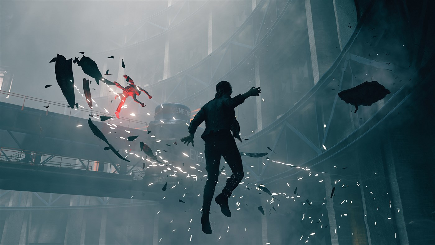 Become the Director as Control launches on Xbox One, PS4 and