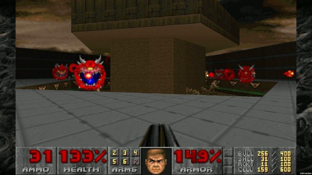 doom ii classic review xbox one 2