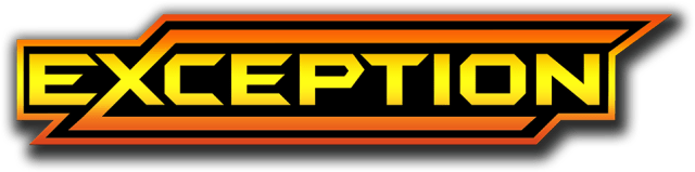 exception logo