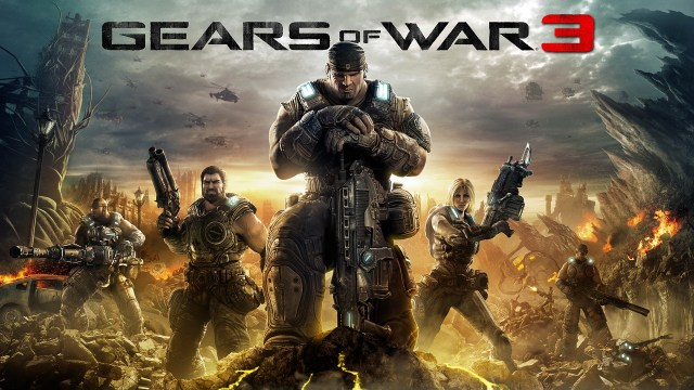 gears of war 3 xbox