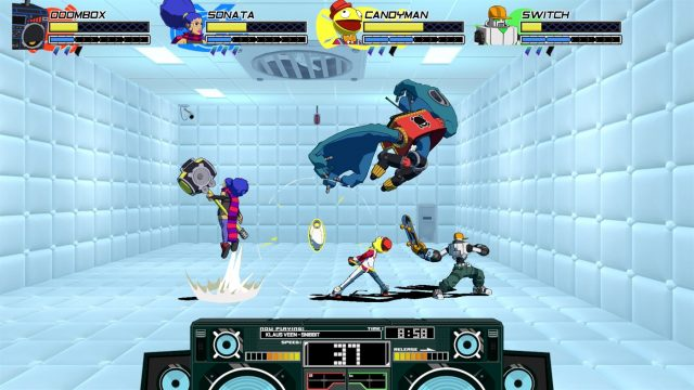 lethal league blaze review xbox one 2