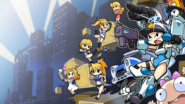 mighty switch force collection review xbox one 1