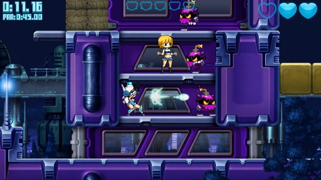 mighty switch force collection review xbox one 2