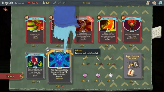 slay the spire review xbox one 4