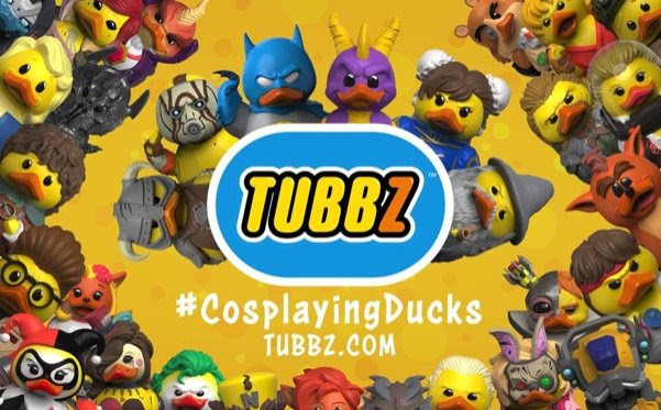 a7b39852556 Numskull Designs announce TUBBZ - a collectable range of cosplaying ...