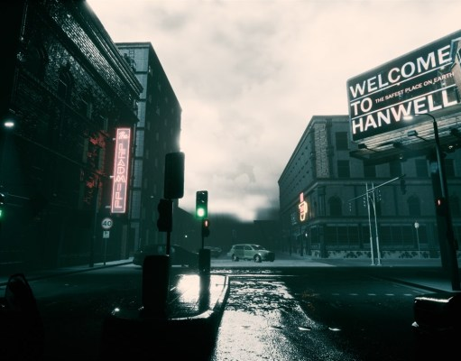 welcome to hanwell xbox one