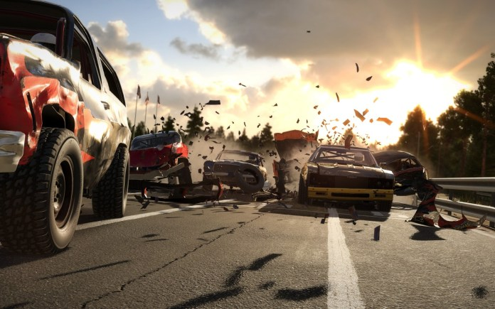 Wreckfest Xbox Series X Review