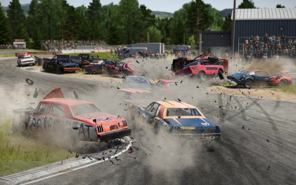 wreckfest review xbox one 3
