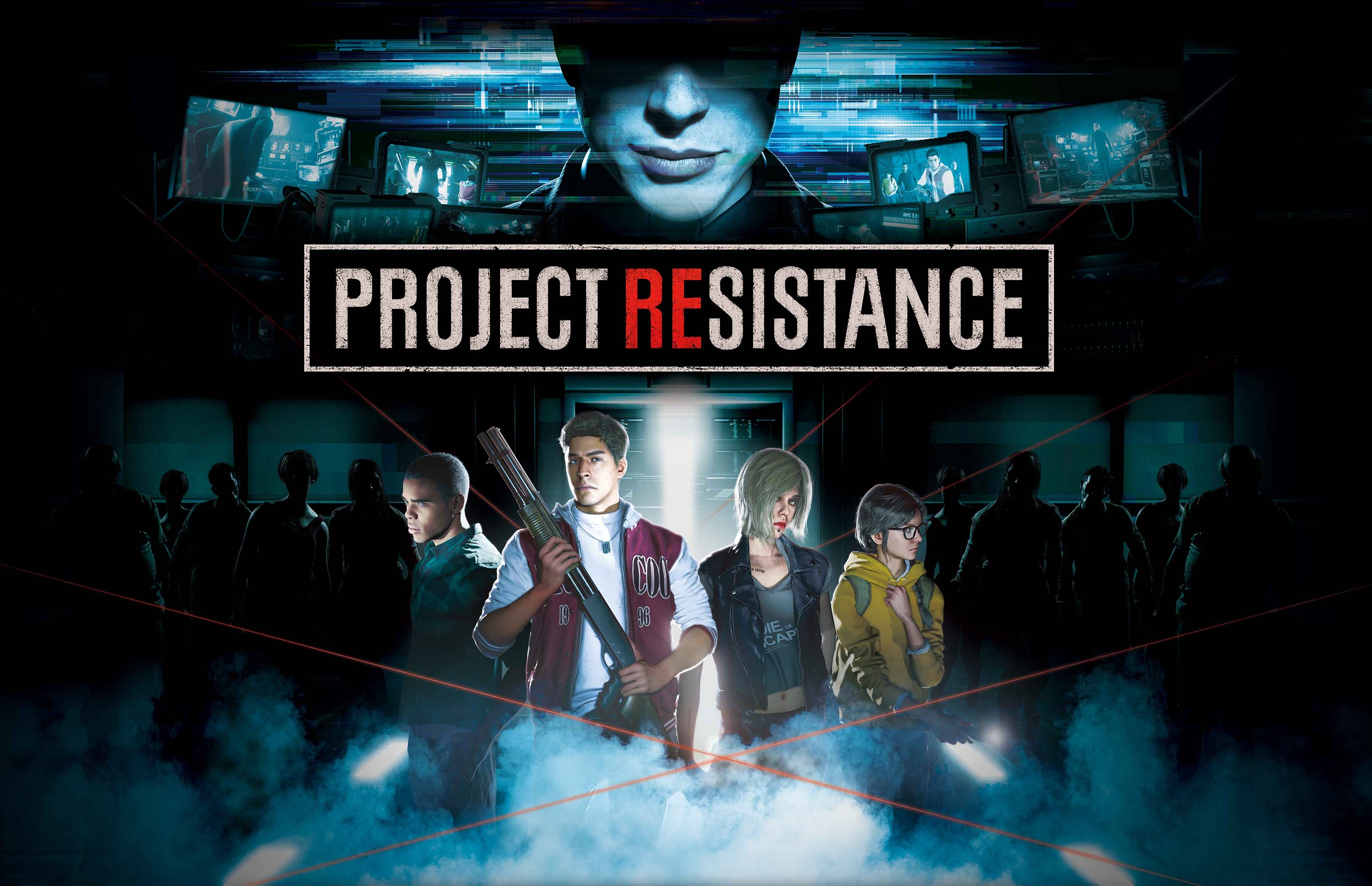 Project Resistance is 4v1 multiplayer built in the RE Engine