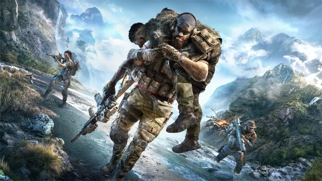 ghost recon breakpoint xbox