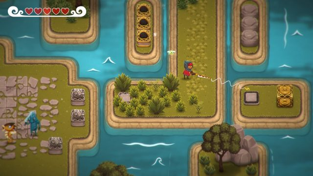 legend of the skyfish review xbox one 1