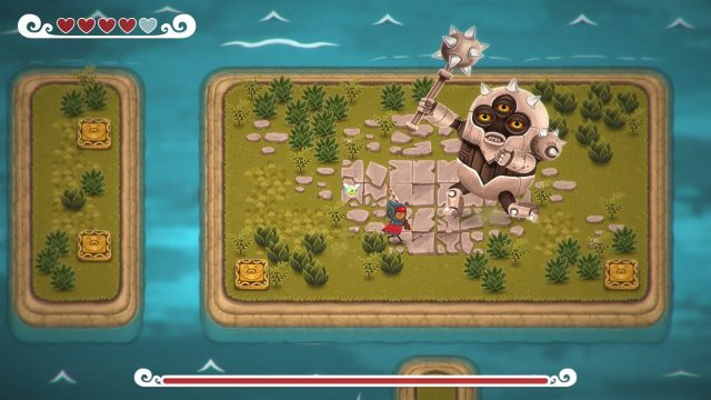 legend of the skyfish review xbox one 4