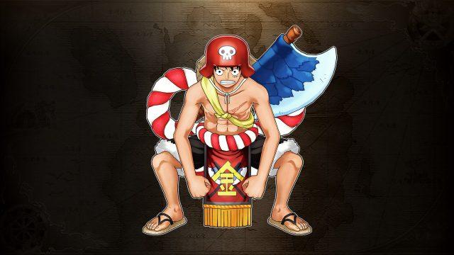 one piece world seeker Kintaro Outfit