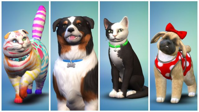the sims 4 cats and dogs review xbox one 3