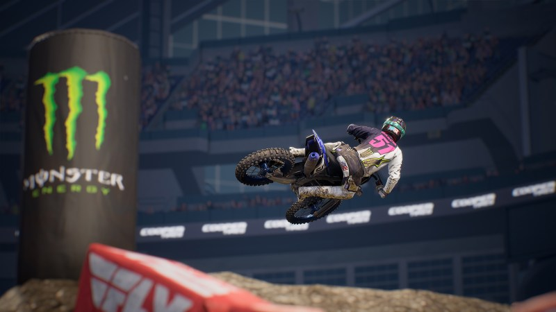 Monster Energy Supercross - The Official Videogame 3 unveiled by Milestone and Feld Entertainment | TheXboxHub