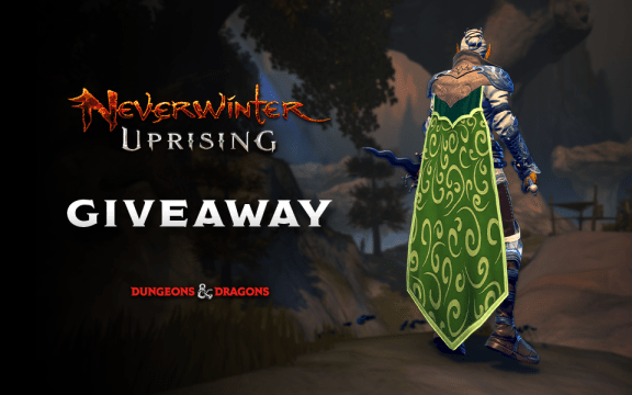 Neverwinter: Uprising Gift of the Tailor Pack Giveaway