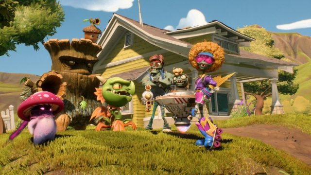 Plants vs. Zombies: Battle for Neighborville Review 4