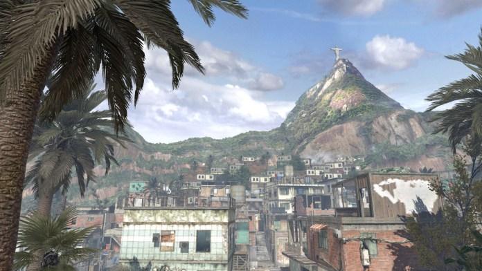 favela modern warfare 2