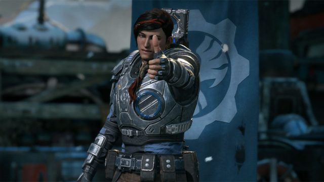 gears 5 expressions