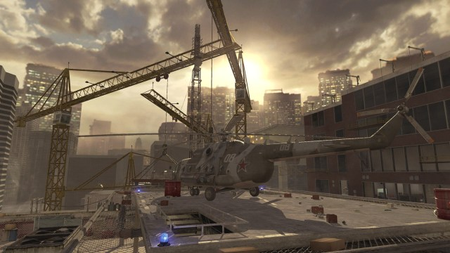 highrise modern warfare