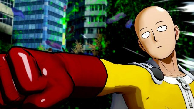 One Punch Man xbox one