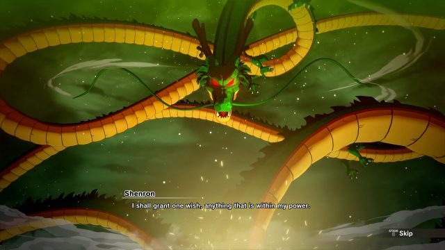 Dragon Ball Z: Kakarot Shenron
