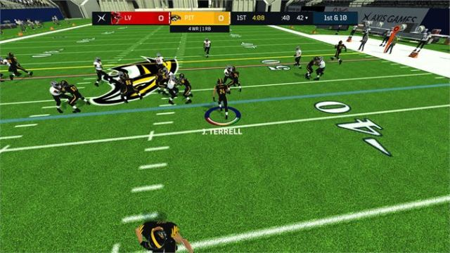 Axis Football 2019 Review 2