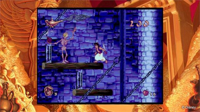Disney Classic Games: Aladdin and the Lion King Review 2