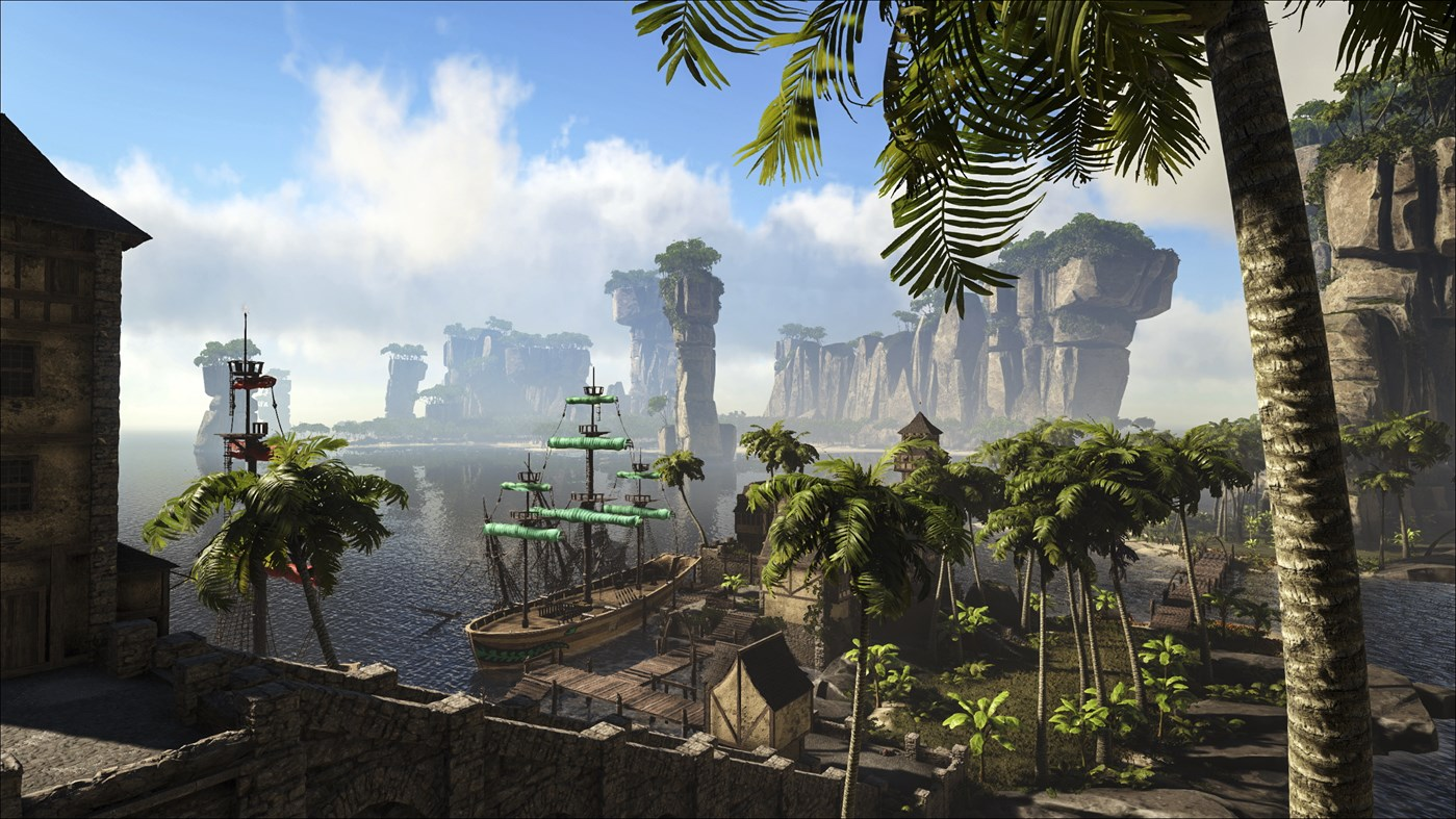 Living A Pirate S Life With Atlas In Xbox Game Preview
