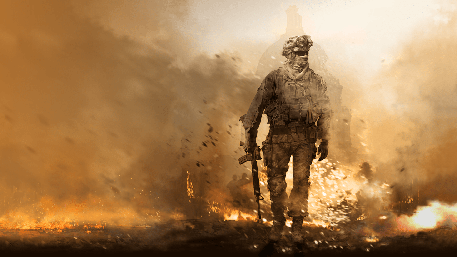 Full Modern Warfare Battle Royale Details; 200 players, Respawn