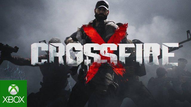 crossfire x xbox one