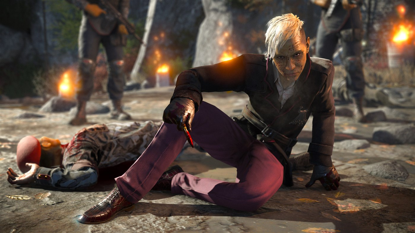 Looking Back To 2014 And The Madness Of Far Cry 4 Thexboxhub