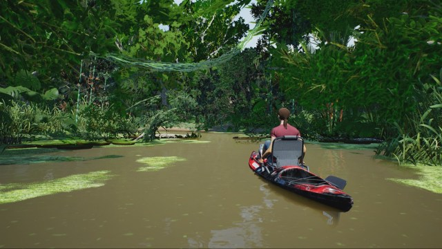 fishing sim world Laguna Iquitos dlc