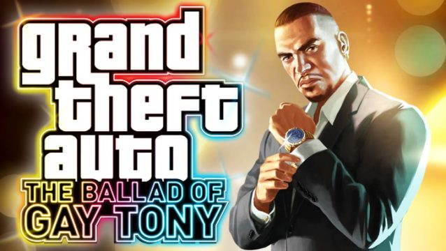 gta iv the ballad of gay tony 1
