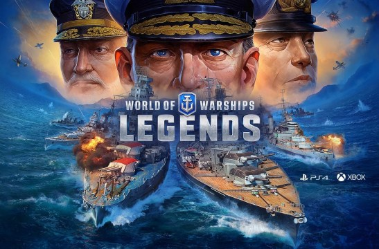 world of warships legends xbox one