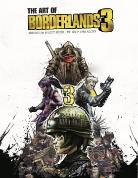 Borderlands 3 - Cover