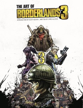Borderlands 3 - Cover