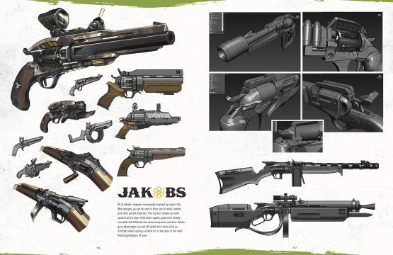 the art of borderlands 3 jakobs