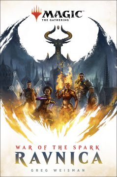 Magic: The Gathering War of the Spark – Ravnica Book