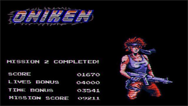 Oniken Review 2