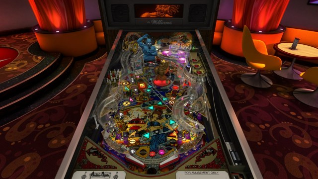 Pinball FX3 - Williams Pinball: Volume 5 Review 4