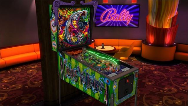 Pinball FX3 - Williams Pinball: Volume 5 Review 1