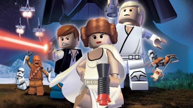 lego star wars ii xbox