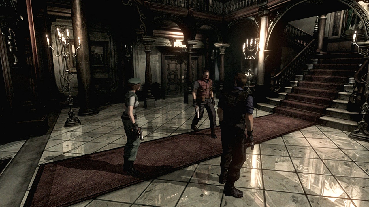 Looking Back To 2015 And The Atmospheric Resident Evil Hd Remaster Thexboxhub