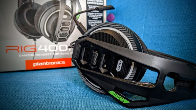 rig 400hx headset xbox one review 2