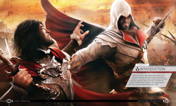 Assassins Creed Essential Guide 1