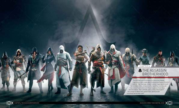 Assassins Creed Essential Guide 2