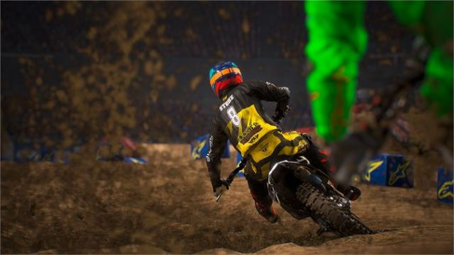 Monster Energy Supercross - The Official Videogame 3 Review 3