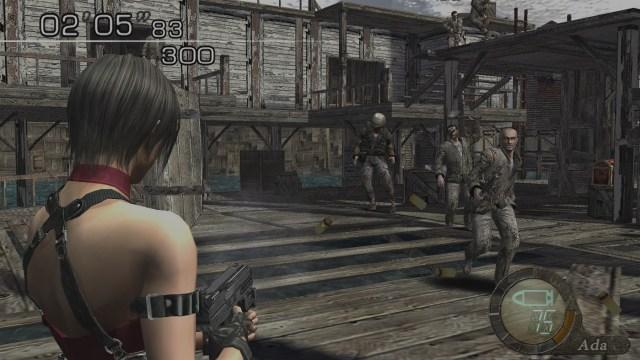 Resident Evil 4 3