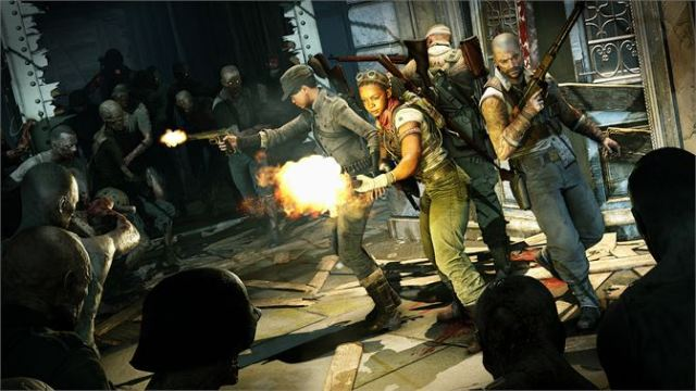Zombie Army 4: Dead War Review 4